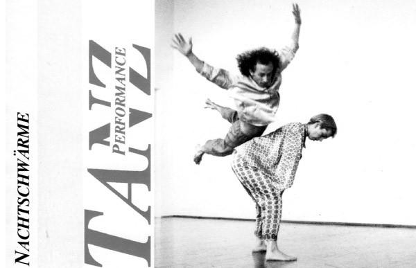 Performance Nachtschwärme Freiburg - 1993